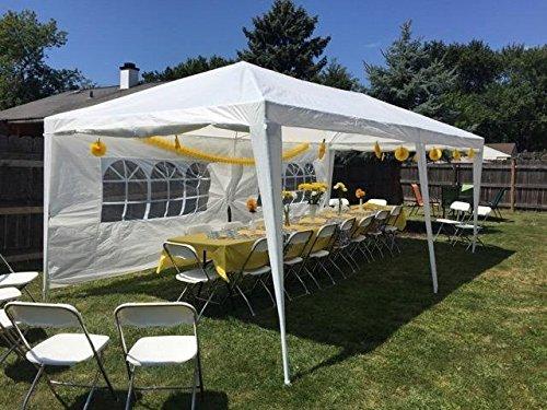 Outdoor Storage Canopy : Peaktop x outdoor party wedding tent canopy gazebo